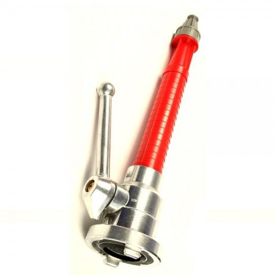 Prądownica hydrantowa z zaworem kulowym 3 cale