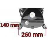 SPRĘŻARKA kompresor powietrza olejowy 8 BAR 2 cyl