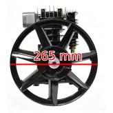 SPRĘŻARKA kompresor powietrza olejowy 10 BAR 2 cyl