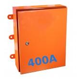 Układ samoczynnego załączenia rezerwy 400A SZR ATS