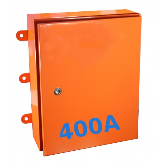 Automatyczny przełącznik zasilania 400A SZR ATS