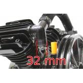 SPRĘŻARKA kompresor powietrza olejowy10 BAR 2 cyl