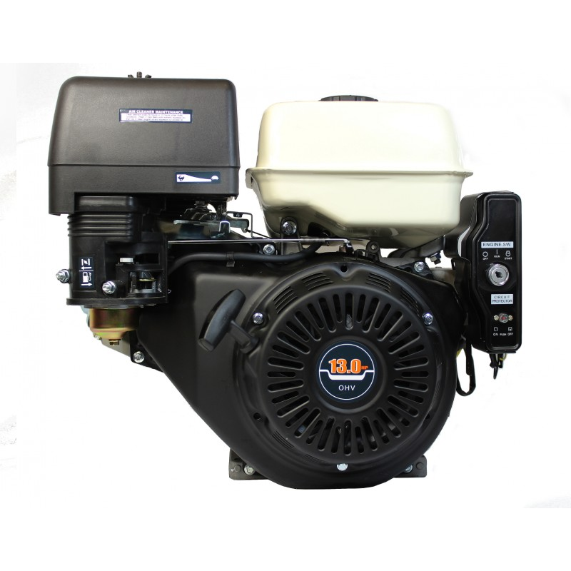 Silnik GX390 13km wałek 25mm rozruch elektryczny