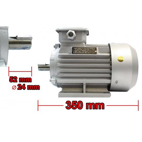 Silnik elektryczny 400V 2,2 kW 2800 rpm 3F