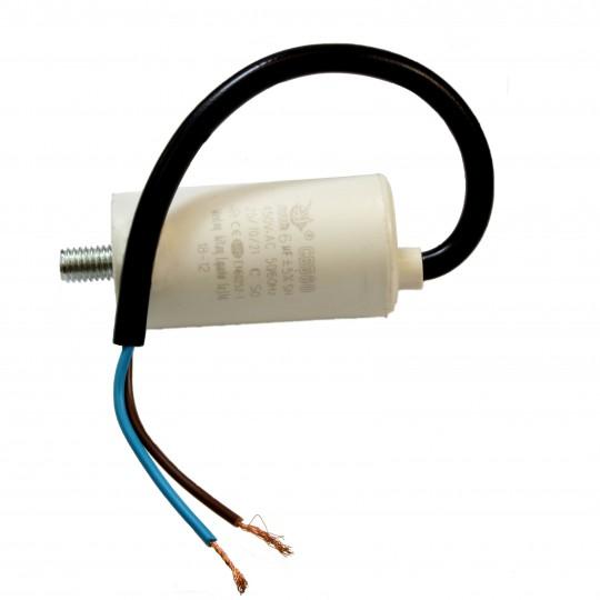 Kondensator rozruchowy 6uF 450V AC