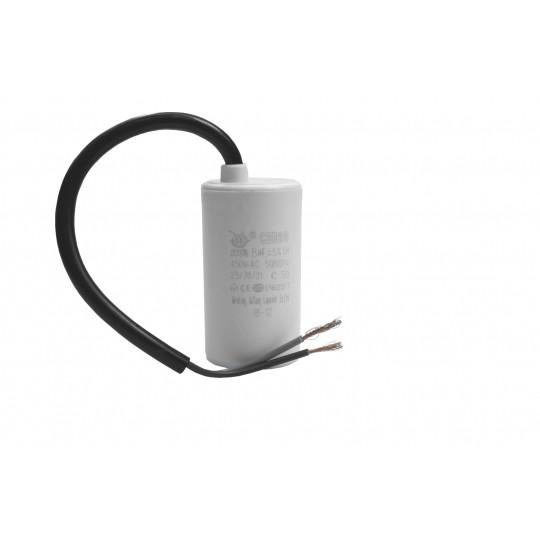 Kondensator rozruchowy 8uF 450V AC