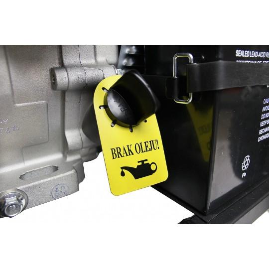 Agregat Prądotwórczy Barracuda 9kw 3F rozruch elektryczny