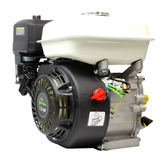 Silnik spalinowy GX160 170F 7KM wałek 19mm zamiennik OHV 168F 170F