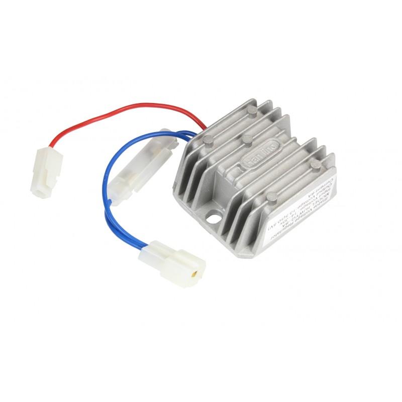 Regulator napięcia do agregatów prądotwórczych z silnikiem diesla