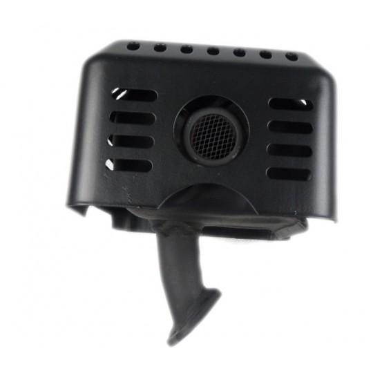 Tłumik HONDA GX160, GX200 ubijarka, skoczek, agregat