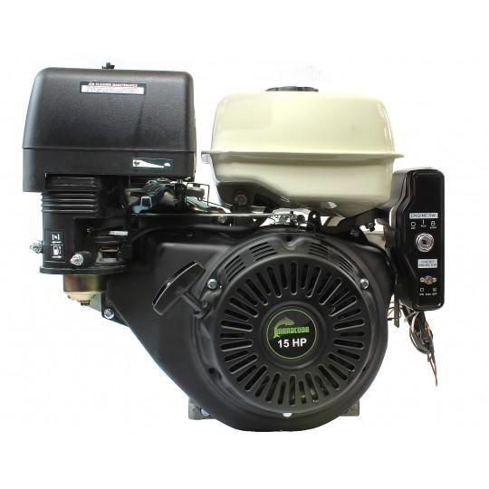 Silnik GX390 15km wałek 25mm rozruch elektryczny
