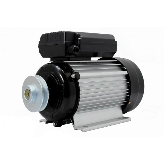 Silnik elektryczny 3kW 2850 230V 1F z SZAJBĄ 85