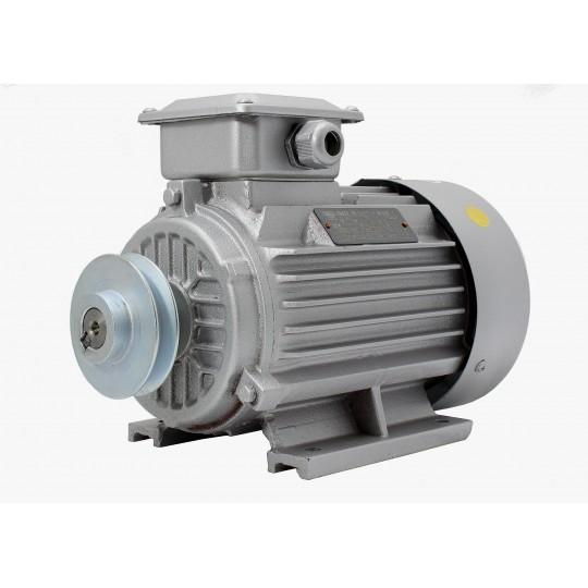 Silnik elektryczny 2,2kW 2800 z SZAJBĄ 85 400V 3F