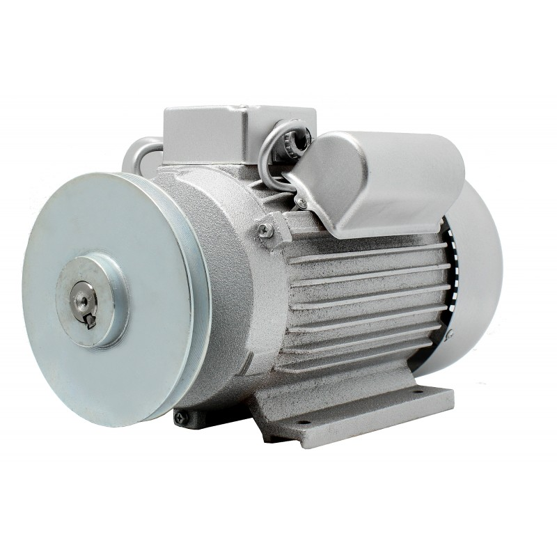 Silnik elektryczny 2,5kW 1450 230V 1F z SZAJBĄ 150