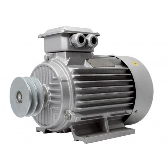 Silnik elektryczny 4,0kW 2900 400V 3F z SZAJBĄ 100