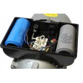 Silnik elektryczny 2,2kW 2800 230V 1F + SZAJBA 85