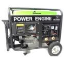 Agregat prądotwórczy 5,5kW ze spawarką 190A