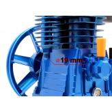 SPRĘŻARKA 2070 10 BAR 2 cyl kompresor powietrza olejowy