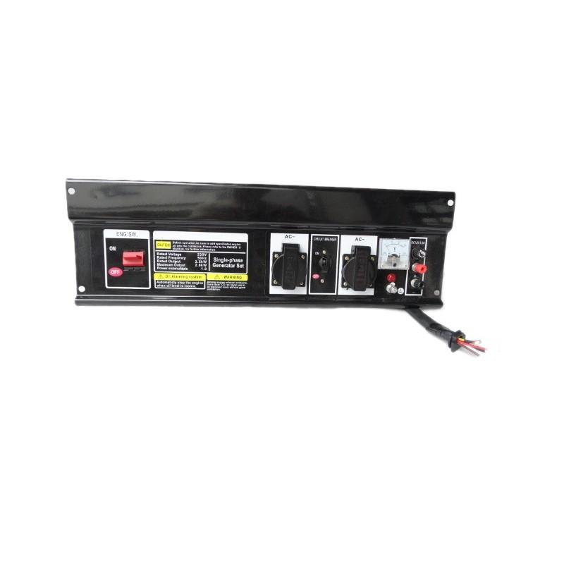 Panel przedni do agregatów prądotwórczych od 2 - 7kW