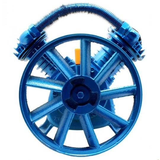 Sprężarka - kompresor olejowy z dwustopniowym systemem sprężania 600l/min 12,5 BAR 2090TS - OLEJ SPRĘŻARKOWY GRATIS!