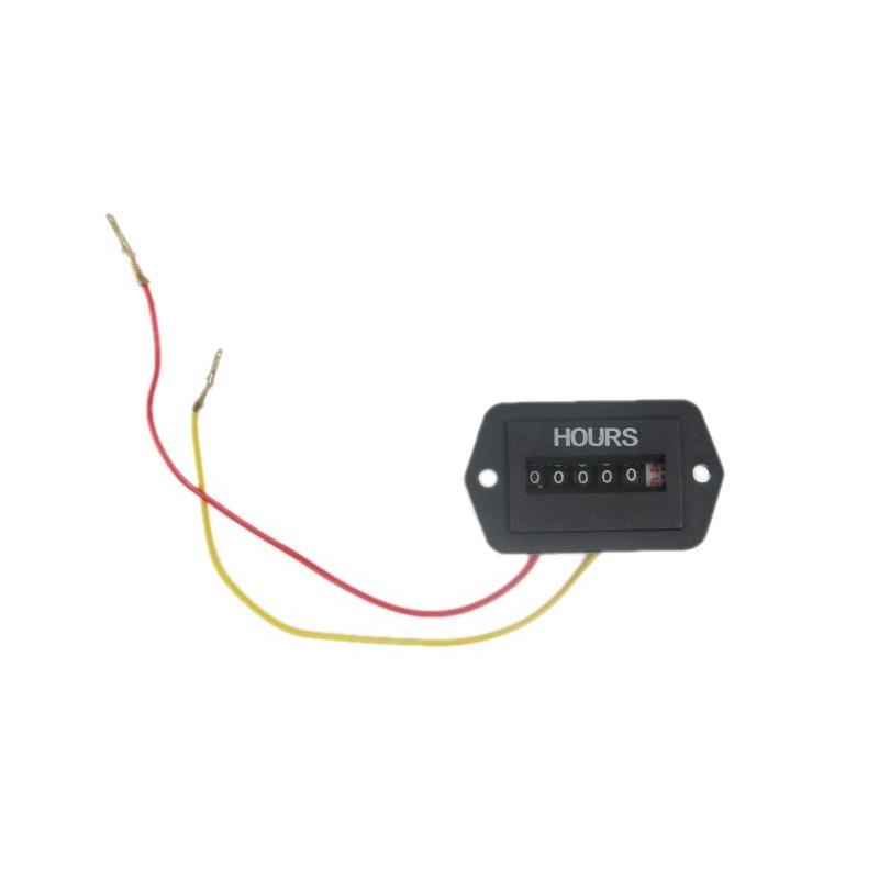 Analogowy licznik motogodzin zasilanie 230V