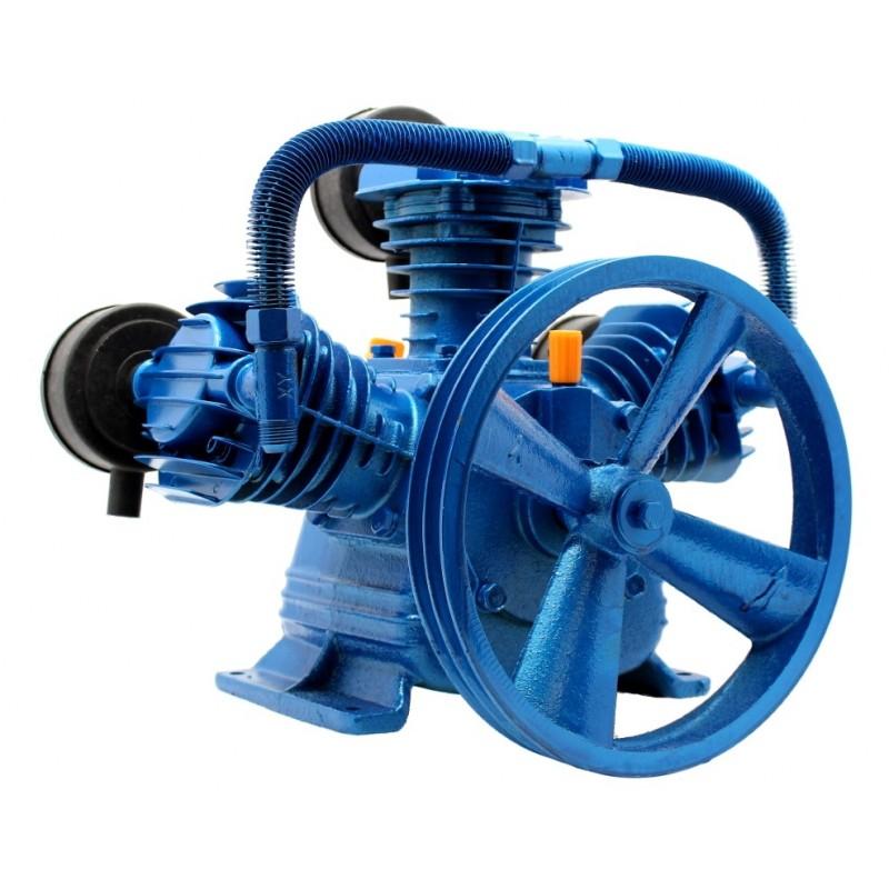 Sprężarka powietrza 3065 Blue - kompresor olejowy 8 BAR 600l/min 3 tłokowy olejowy
