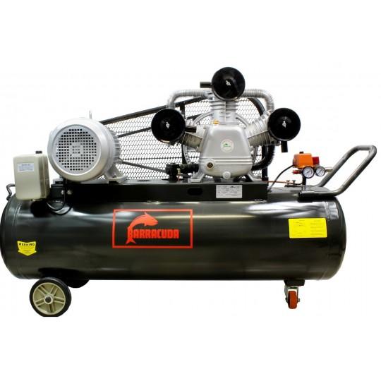 Kompresor Barracuda 3080W 200L 8 BAR 900 l/min 3F