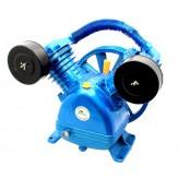 Sprężarka - kompresor olejowy 920l/min 2 tłokowy 8 BAR 2090 BLUE - OLEJ SPRĘŻARKOWY GRATIS!