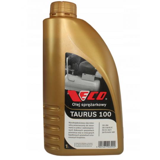 Olej do kompresora sprężarkowy TAURUS 100 VECO 1L