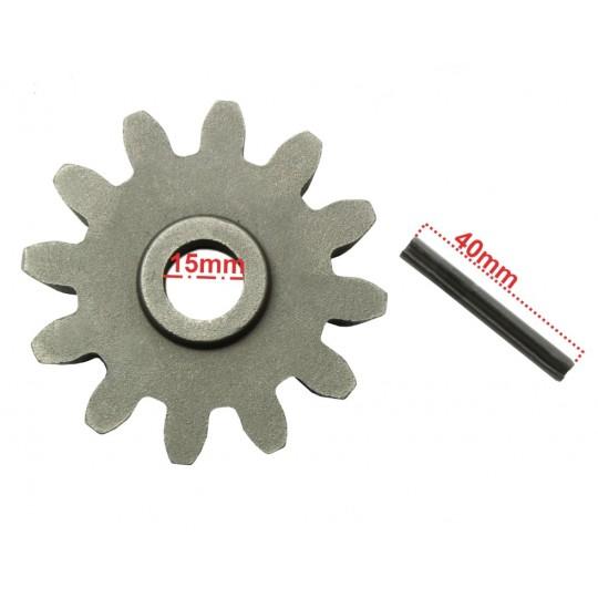 Koło zębate betoniarki Z-12 zębatka fi 15