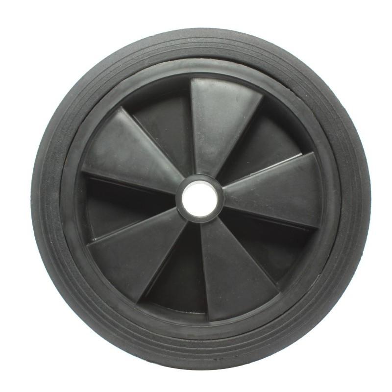 Wytrzymałe koło do betoniarki średnica 25 cm