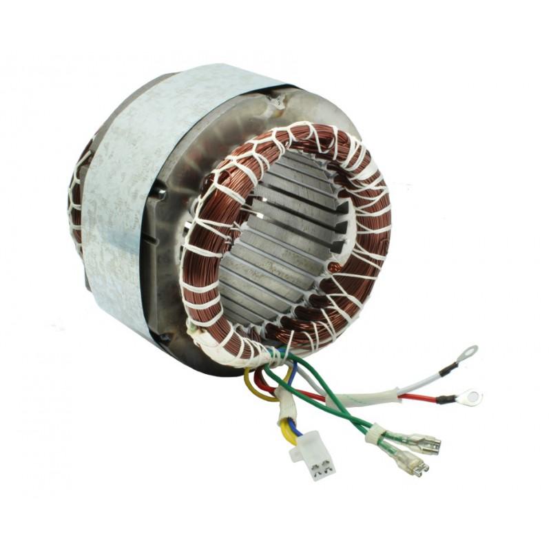 Stojan prądnica długość pakietu 70 mm do agregatu prądotwórczego jednofazowego 230V