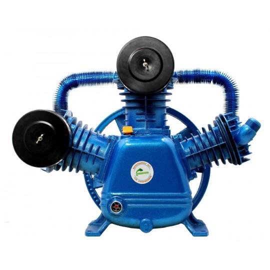 Sprężarka - kompresor olejowy z dwustopniowym systemem sprężania 500l/min 12,5 BAR 3065TS - OLEJ SPRĘŻARKOWY GRATIS!