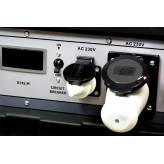 Agregat prądotwórczy 11kVA 1F Barracuda 9000 z rozruchem elektrycznym