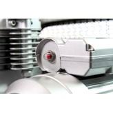 Sprężarka powietrza H2070 z silnikiem elektrycznym 2,2kW (3KM) 1F