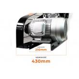 Sprężarka powietrza V2090 z silnikiem elektrycznym 4kW (5,5KM) 3F