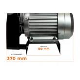 Sprężarka powietrza 2065 z silnikiem elektrycznym 2,2kW (3KM) 1F
