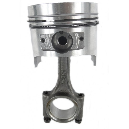 Tłok kompletny do silnika diesla Yanmar L100 lub Kipor,Kama 186F