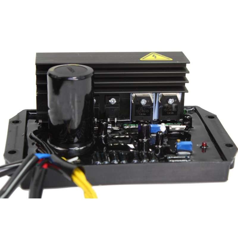 Regulator napięcia AVR 400V 470uF 9 przewodów