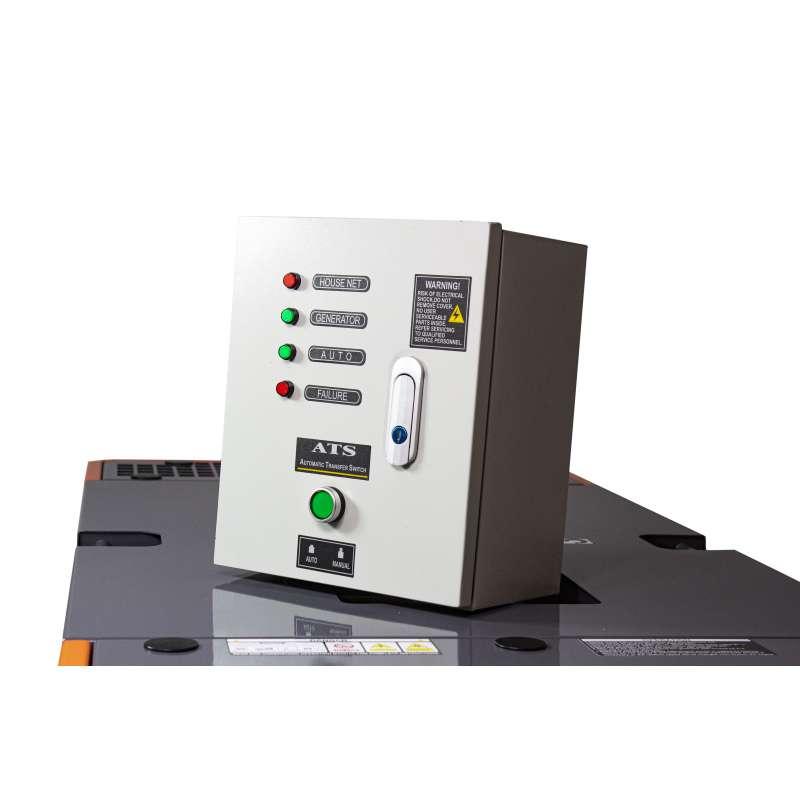 ATS / SZR do agregatu prądotwórczego