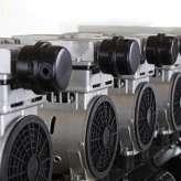 Bezolejowy kompresor powietrza Barracuda OF150 520 l/min 230V