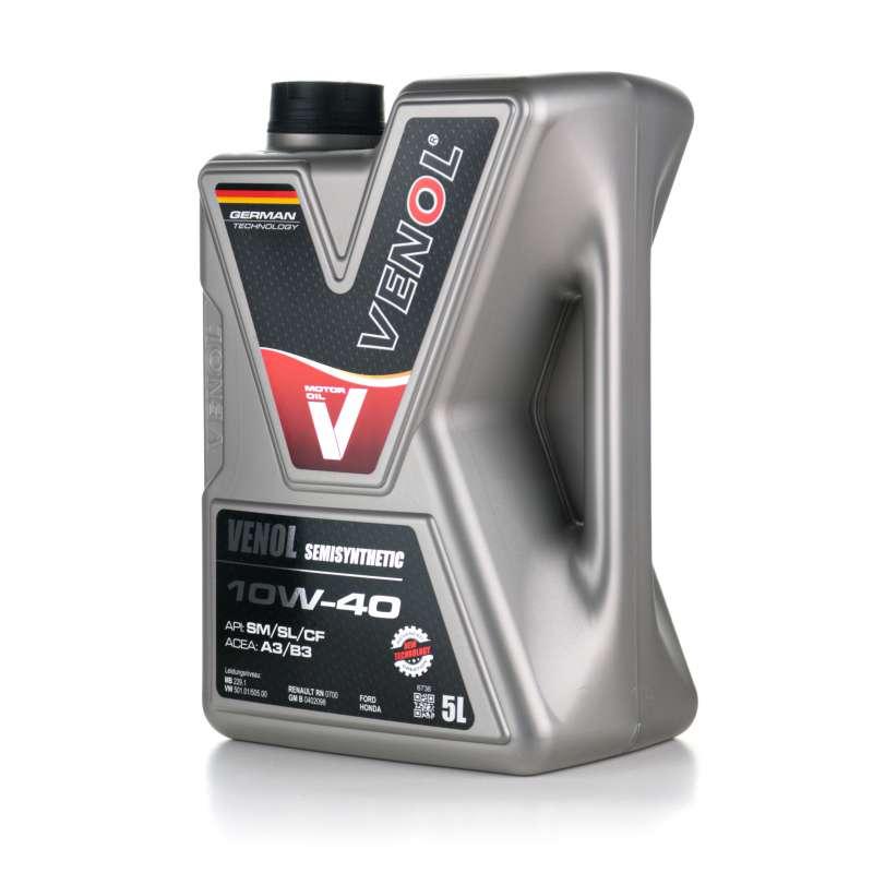 Olej VENOL 10W40 - 5 litrów