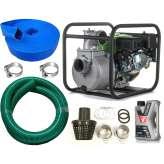 Zestaw Motopompa WP30 NR 9