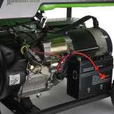 Agregat prądotwórczy 7kVA 1F Barracuda 5500 z rozruchem elektrycznym