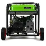 Agregat prądotwórczy 5kVA 1F Barracuda 3800 rozruch elektryczny