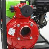 Zestaw Motopompa WP30HP Ciśnieniowa 6 BAR NR 1W