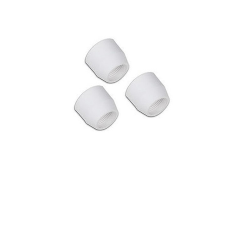Zestaw 3szt. dysz ceramicznych do przecinarek plazmowych np. P-80A itp.