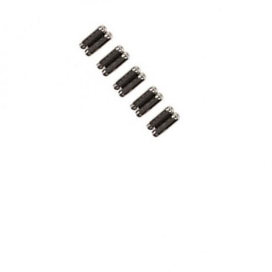 Komplet 10 szt. elektrod tnących do plazmy AG-60A