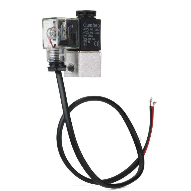 Elektrozawór powietrza CO2 kompresor 1/8 cala