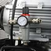 Kompresor powietrza Barracuda 3065W 100L 8 BAR 600 l/min 400V